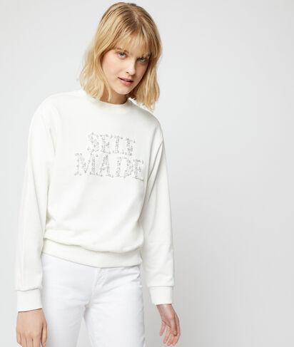 "Sweat shirt ""Selfmade"""