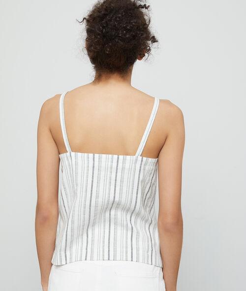 Camisola a rayas 100% algodón
