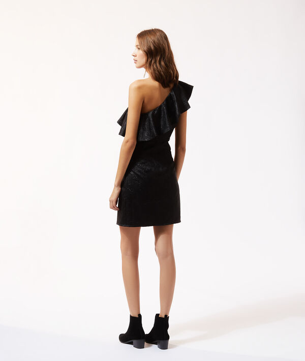 Vestido asimétrico 2 en 1