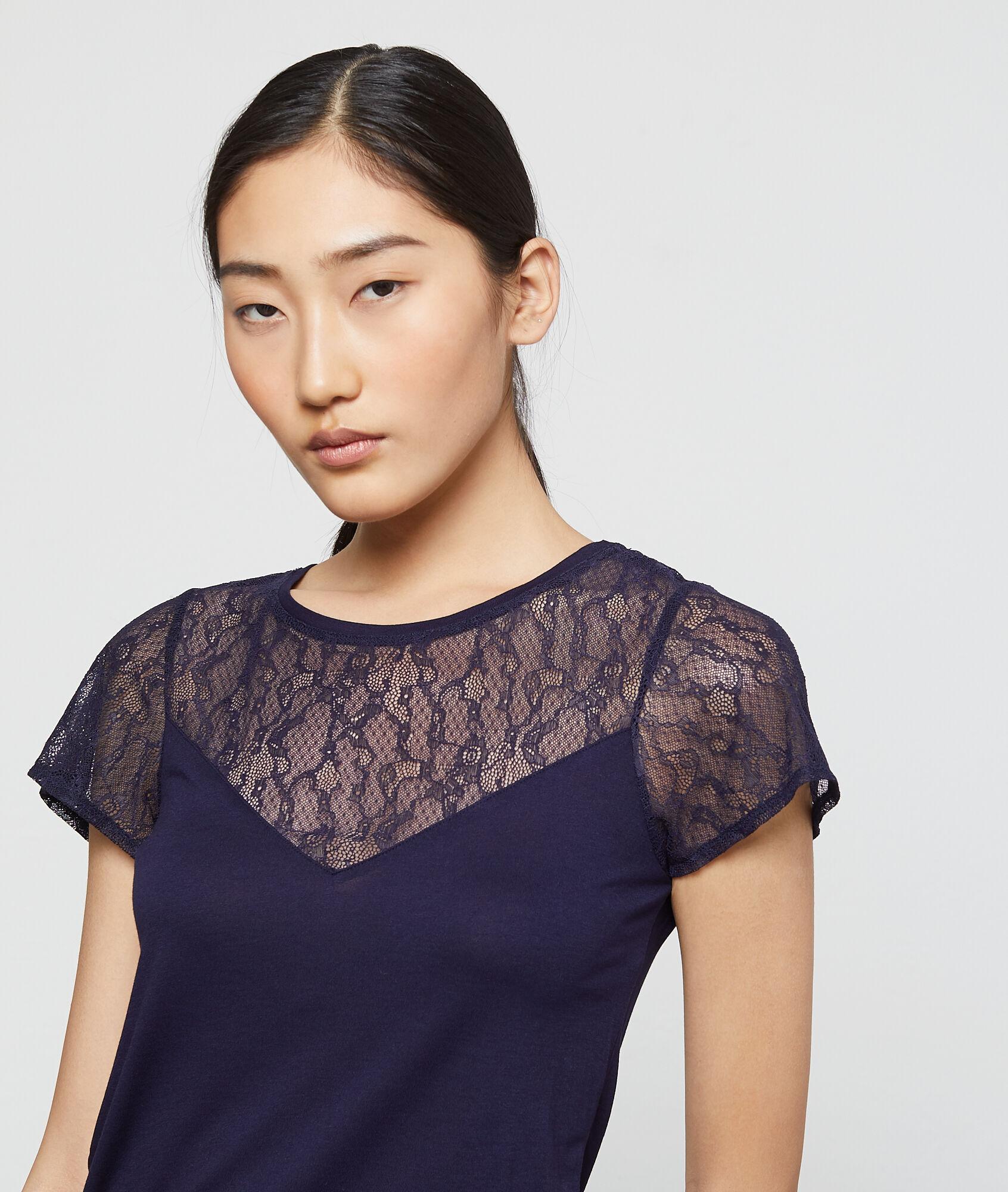 575fe5be2324b Originales Mujer Moda Etam Camisetas De Online CwdqqRt