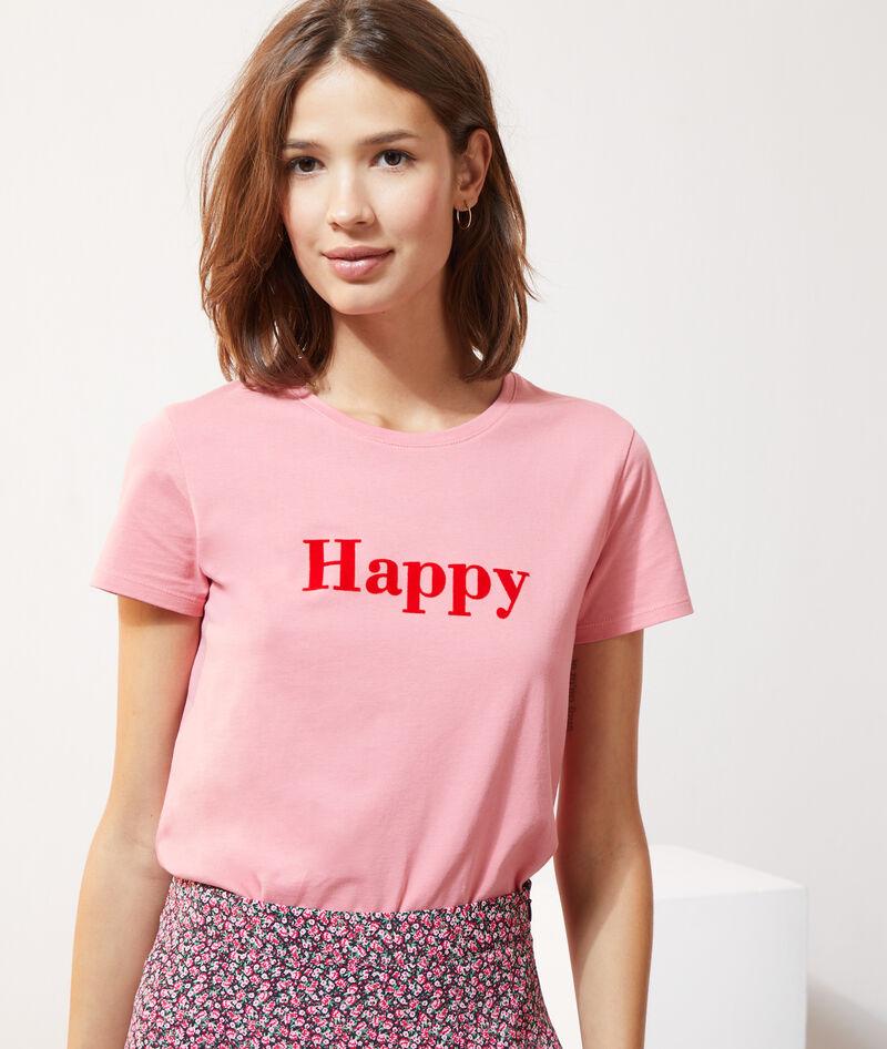 CAMISETA 'HAPPY'
