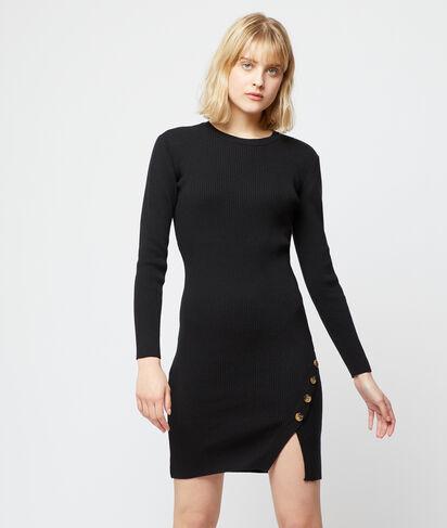 Vestido abotonado
