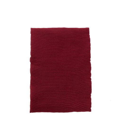Bufanda fibras metalizadas