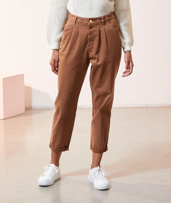 Pantalón zanahoria