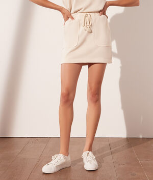 Falda jogger