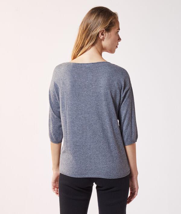 Jersey fino escote en V