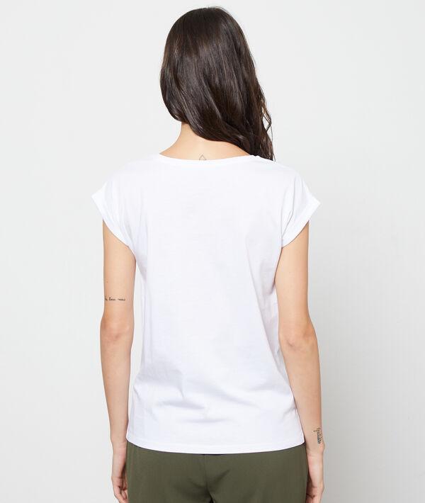 Camiseta serigrafiada planeta