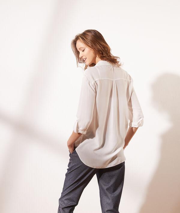 Camisa con bolsillo