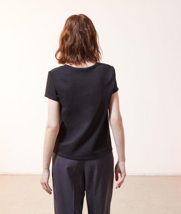 Body cuello alto 2 en 1 con top integrado