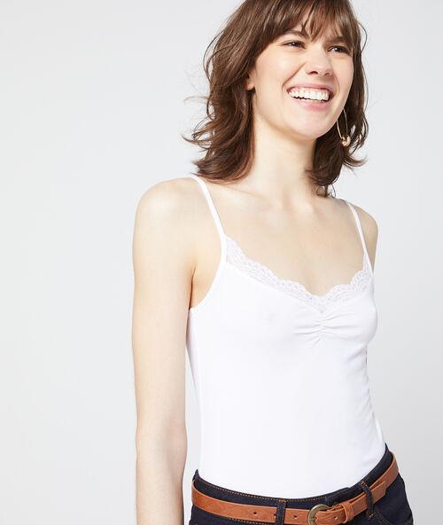 9eaa7019d083 Tops sin mangas · Camisetas cuello alto - Etam