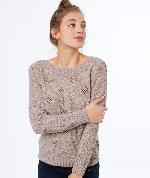 Jersey tricotado