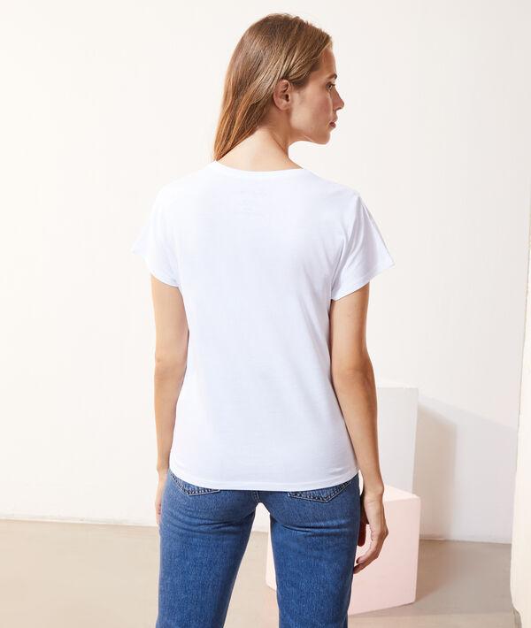 Camiseta 'be wonderful'