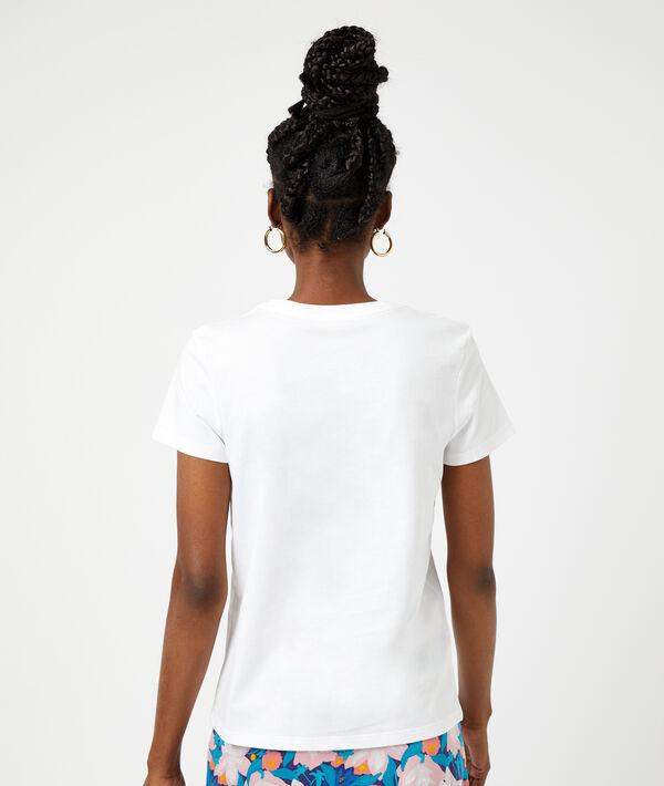 Camiseta 'l'heure d'été'