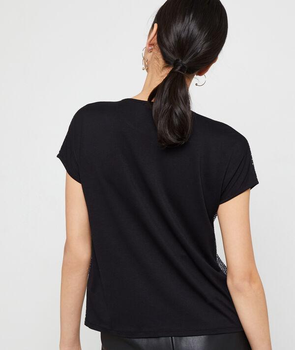 Camiseta de lentejuelas