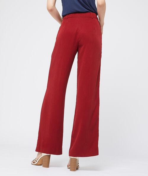 Pantalón largo de Tencel