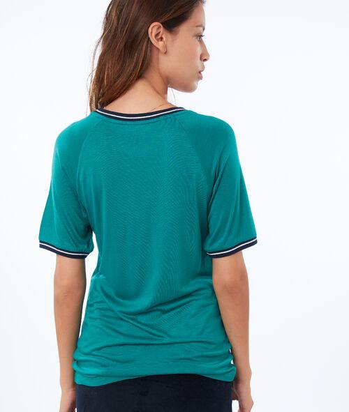 Camiseta dos colores