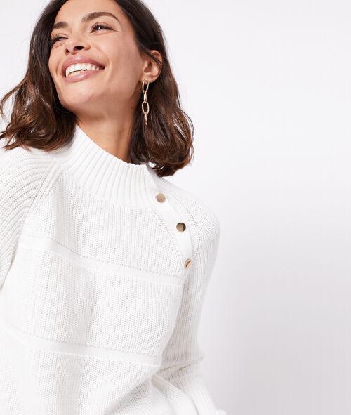 Jersey 100% de algodón de punto grueso