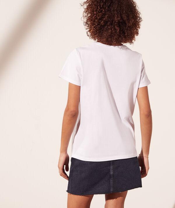 Camiseta lisa 'woman up'