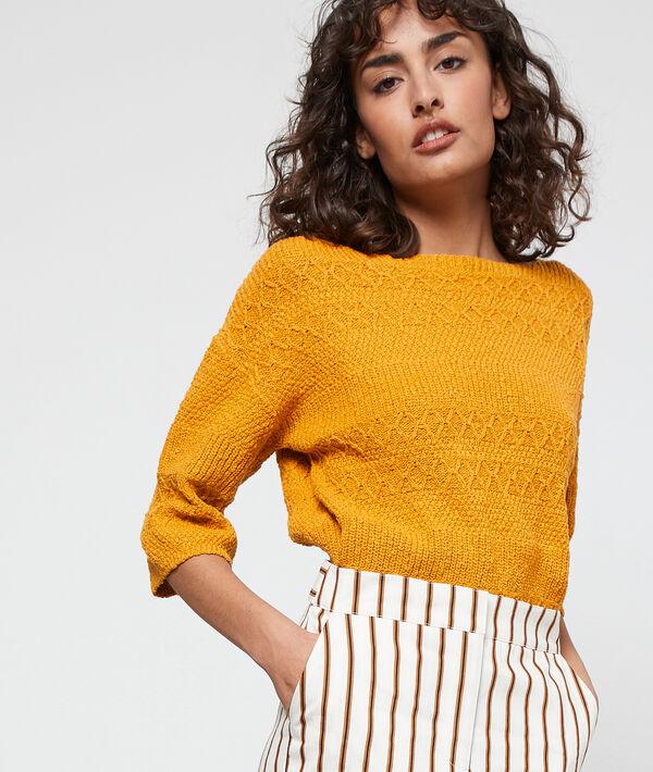 Jersey de punto tricot
