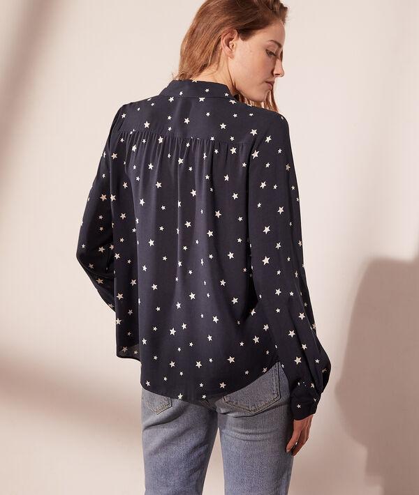 Camisa estampado estrellas