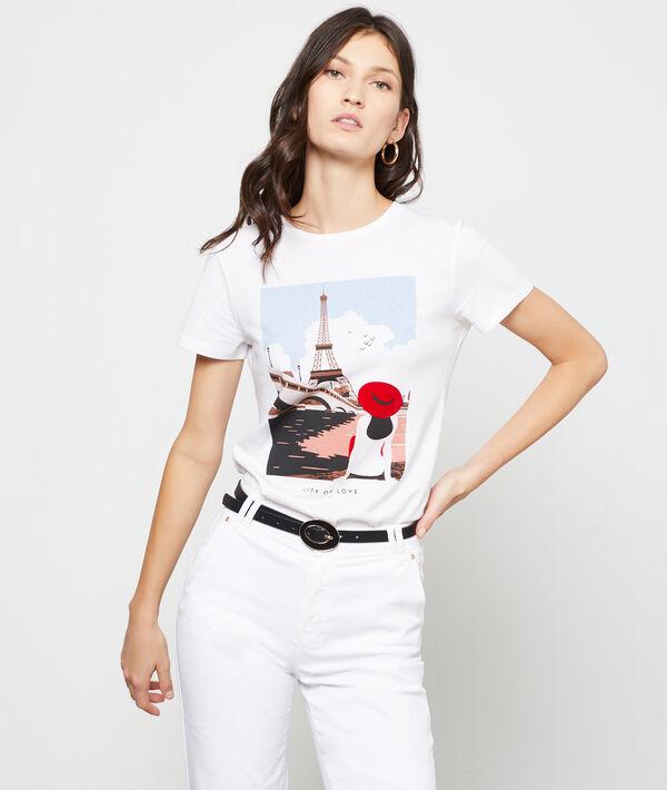Camiseta 'city of love'