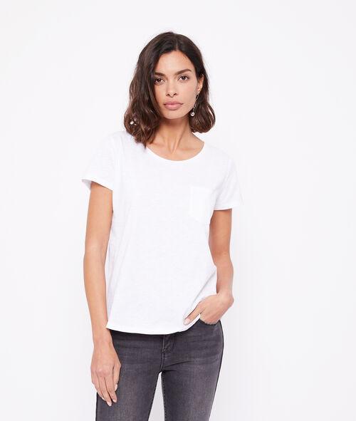 Camiseta 100% algodón bio