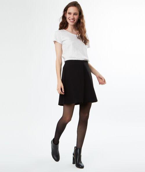 Falda patinadora
