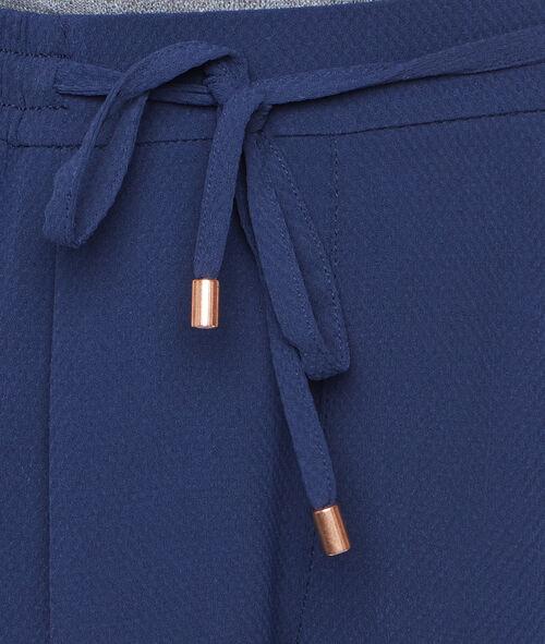 Pantalón holgado tipo chino