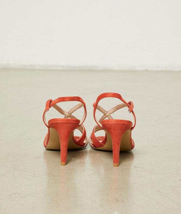 Sandalias de talón