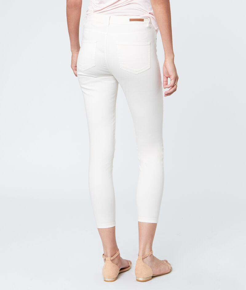 Pantalón capri algodón