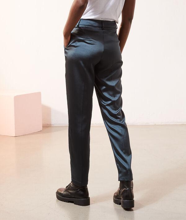 Pantalón satinado