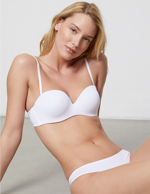 women underwear white