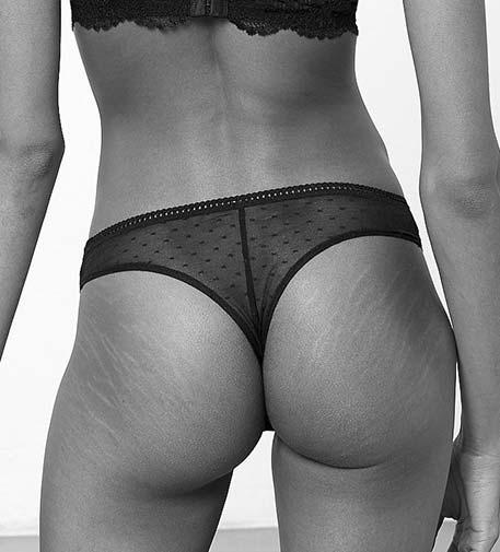 Guide de la culotte - Morphologie