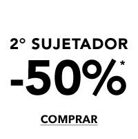 2º SUJETADOR -50%
