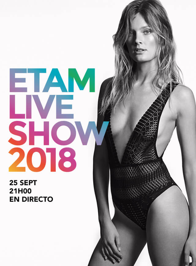 Etam Live Show 2018