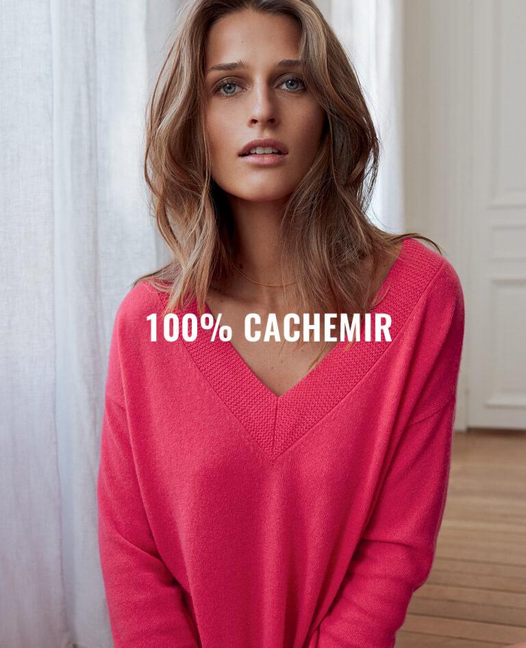 100% CACHEMIR