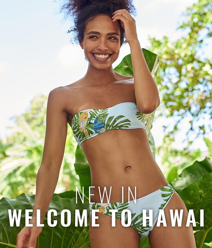 WELCOME TO HAWAI